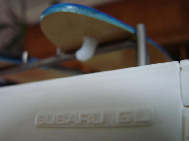[Axial  AX10 ARTR]  Tamiya Subaru Brat 41