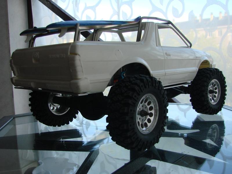 [Axial  AX10 ARTR]  Tamiya Subaru Brat 58