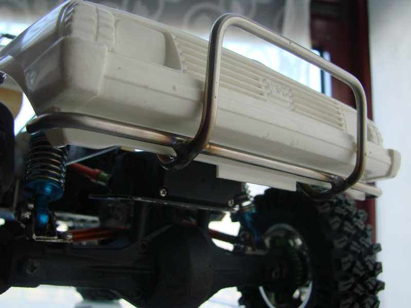[Axial  AX10 ARTR]  Tamiya Subaru Brat 60