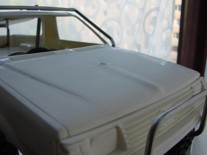 [Axial  AX10 ARTR]  Tamiya Subaru Brat 62