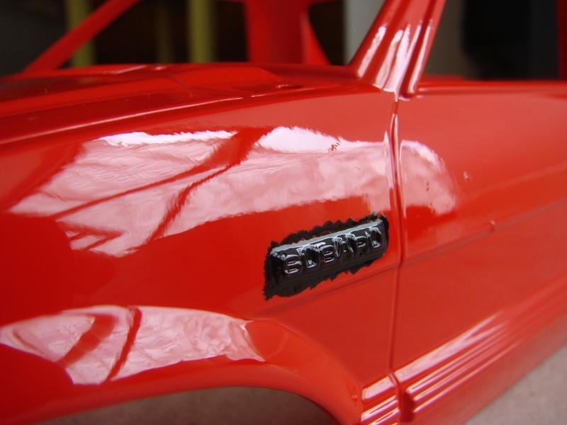 [Axial  AX10 ARTR]  Tamiya Subaru Brat 66