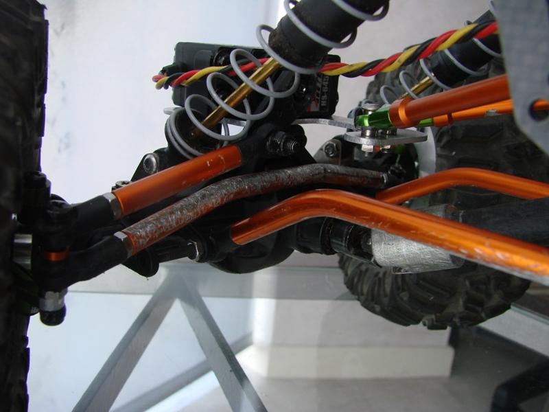 [Axial AX10 ARTR]De l'origine au F.R.A. System™  en passant par la hauteur variable. 15
