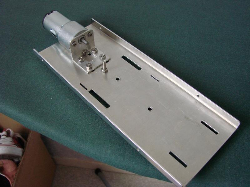 [Axial AX10 ARTR]De l'origine au F.R.A. System™  en passant par la hauteur variable. 02