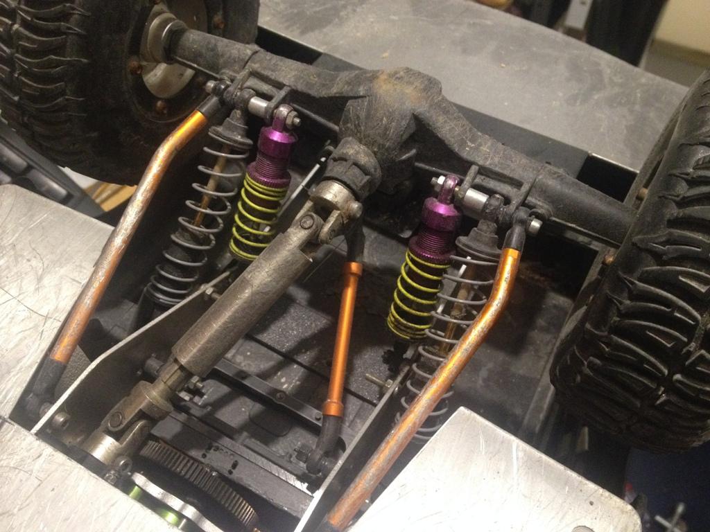 [Traxxas TRX-4] Ford F-150 new Bright 1/8 015