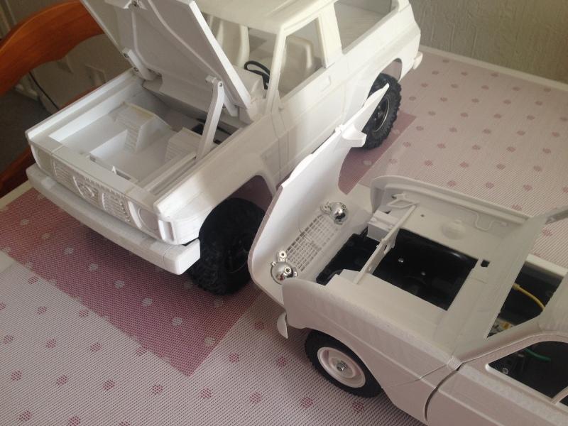 Renault 4 Sinpar 4x4 - ech:1/8 - Impression 3D 066
