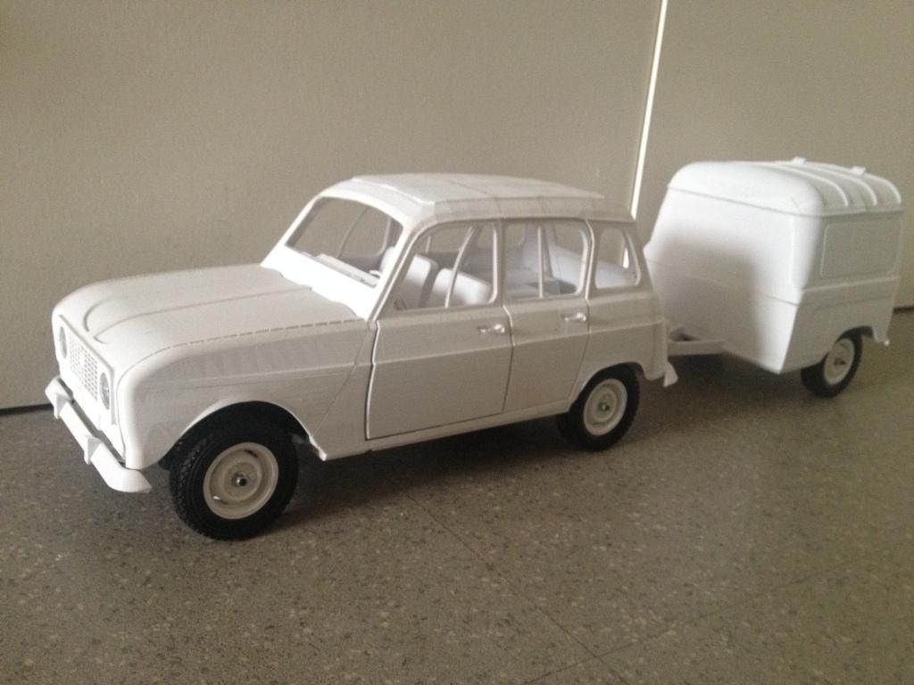 Renault 4 Sinpar 4x4 - ech:1/8 - Impression 3D 104