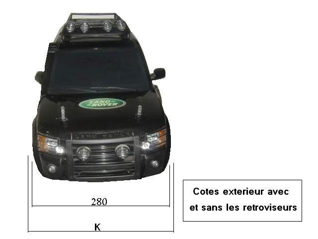 Dimensions des carrosseries 1/6 New Bright Cotes_LR_Face