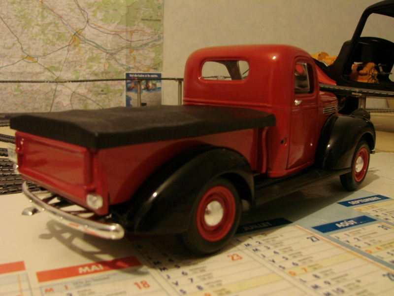 [Losi Micro Crawler] Chevrolet Pick-up 1946 1/19  006