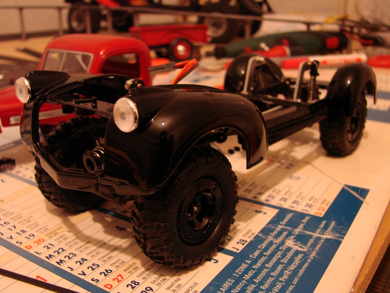 [Losi Micro Crawler] Chevrolet Pick-up 1946 1/19  027