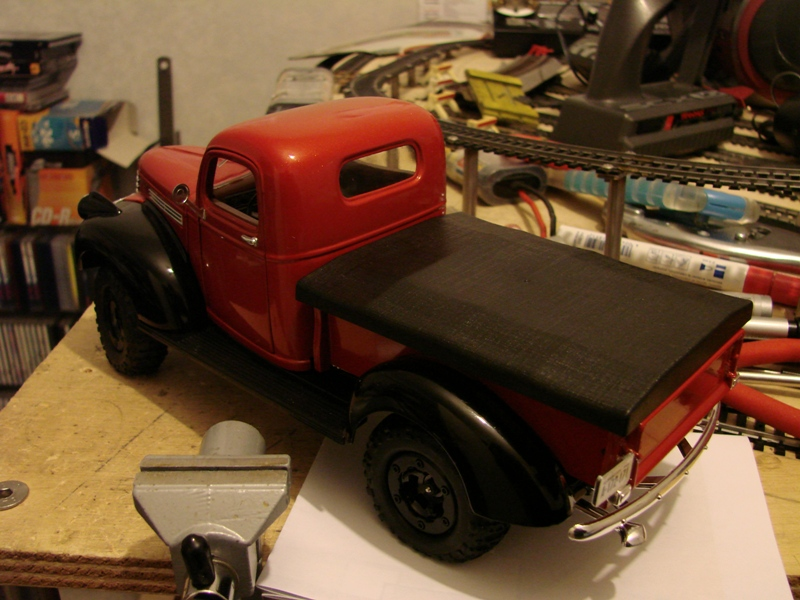 [Losi Micro Crawler] Chevrolet Pick-up 1946 1/19  048