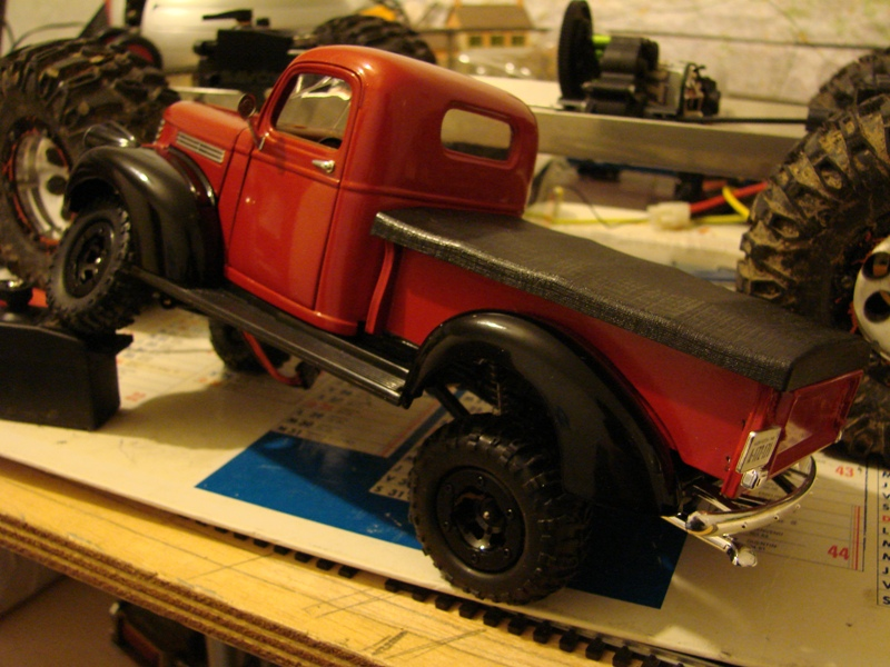 [Losi Micro Crawler] Chevrolet Pick-up 1946 1/19  051