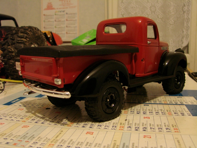 [Losi Micro Crawler] Chevrolet Pick-up 1946 1/19  053