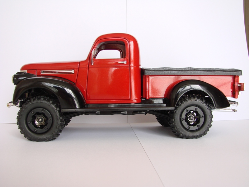 [Losi Micro Crawler] Chevrolet Pick-up 1946 1/19  069