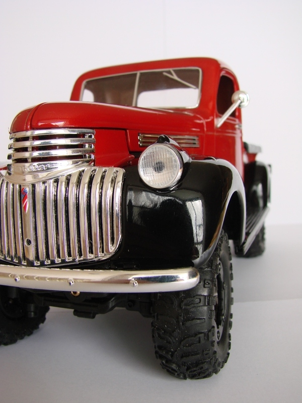 [Losi Micro Crawler] Chevrolet Pick-up 1946 1/19  071
