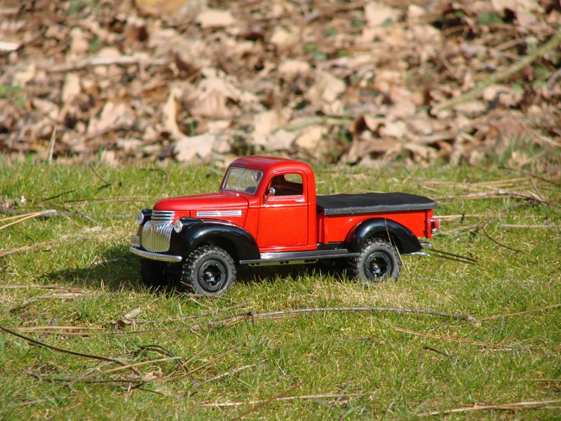 [Losi Micro Crawler] Chevrolet Pick-up 1946 1/19  073