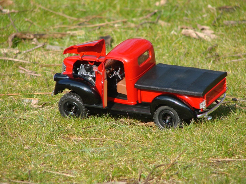 [Losi Micro Crawler] Chevrolet Pick-up 1946 1/19  074
