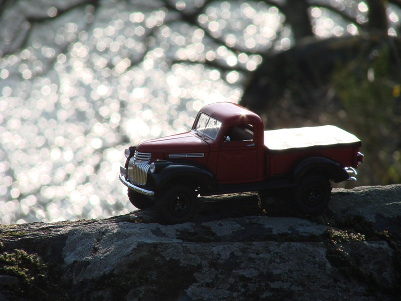 [Losi Micro Crawler] Chevrolet Pick-up 1946 1/19  080