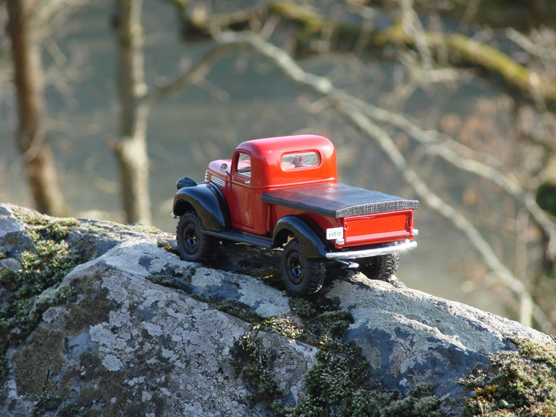 [Losi Micro Crawler] Chevrolet Pick-up 1946 1/19  081