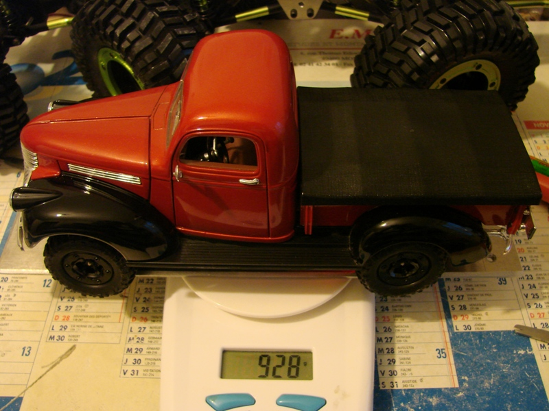 [Losi Micro Crawler] Chevrolet Pick-up 1946 1/19  090