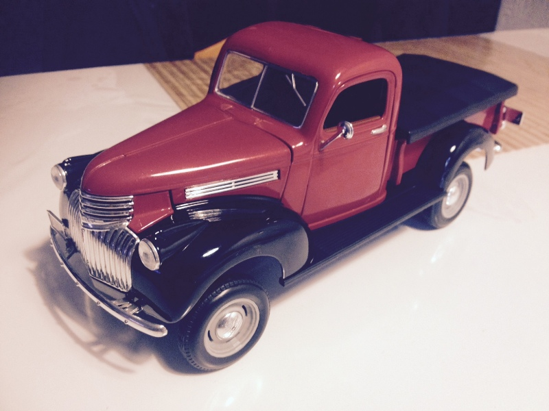 [Losi Micro Crawler] Chevrolet Pick-up 1946 1/19  097