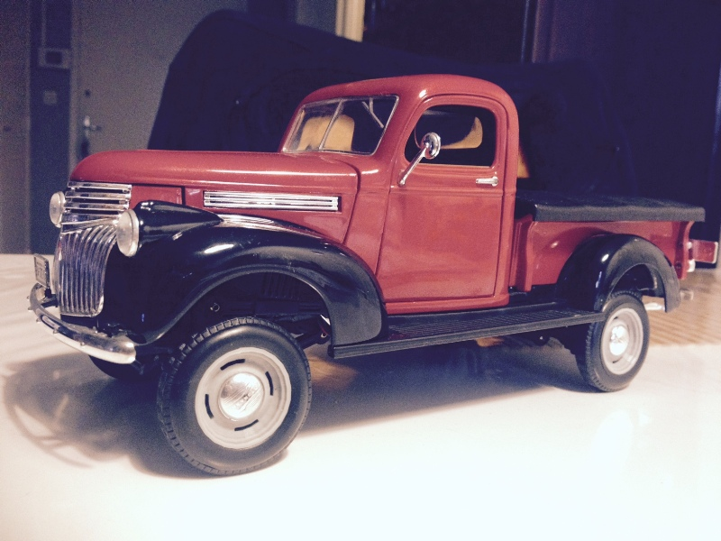[Losi Micro Crawler] Chevrolet Pick-up 1946 1/19  098