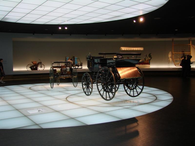 [Musée] Visite du musée MERCEDES-BENZ (280 Photos) 205