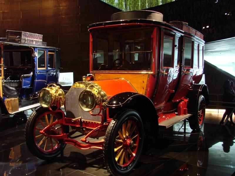 [Musée] Visite du musée MERCEDES-BENZ (280 Photos) 235