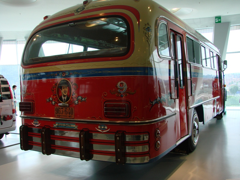 [Musée] Visite du musée MERCEDES-BENZ (280 Photos) 258