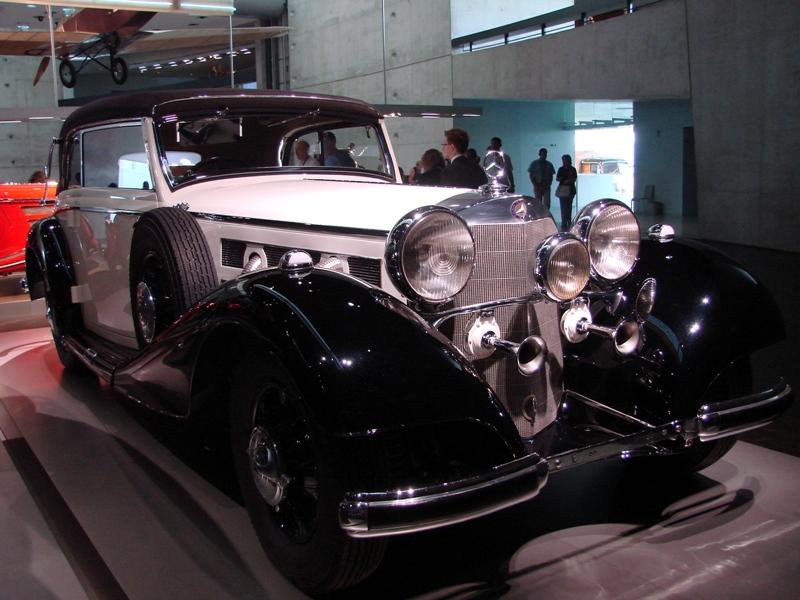 [Musée] Visite du musée MERCEDES-BENZ (280 Photos) 283