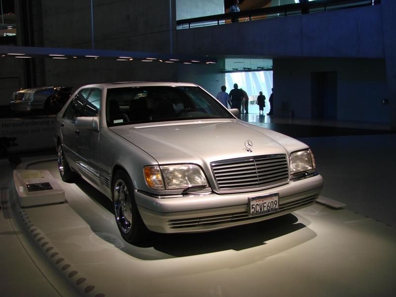 [Musée] Visite du musée MERCEDES-BENZ (280 Photos) 441