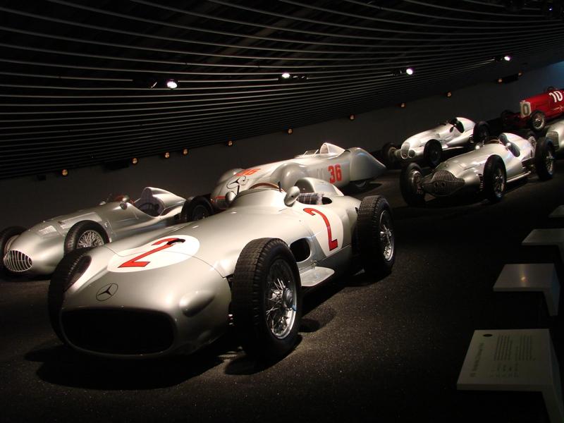 [Musée] Visite du musée MERCEDES-BENZ (280 Photos) 521