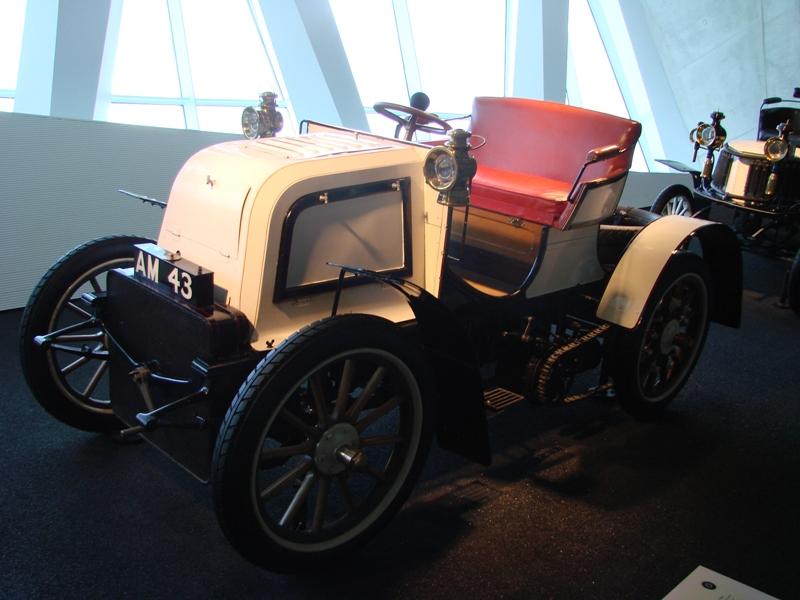[Musée] Visite du musée MERCEDES-BENZ (280 Photos) 529