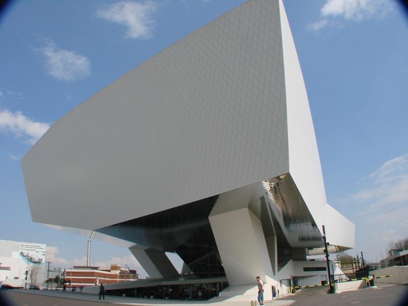 [Musée] Visite du nouveau musée PORSCHE (220 Photos) 001