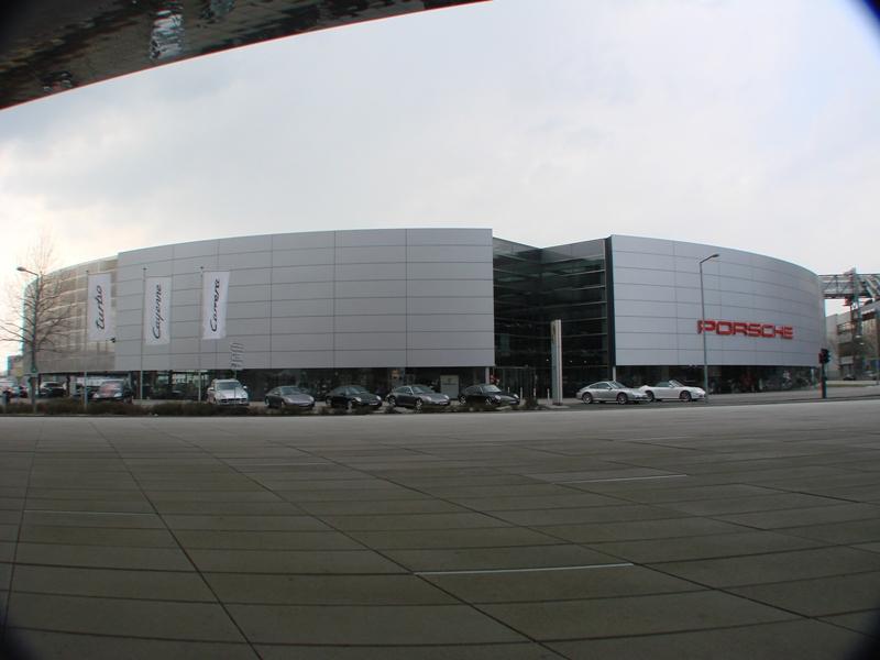 [Musée] Visite du nouveau musée PORSCHE (220 Photos) 004