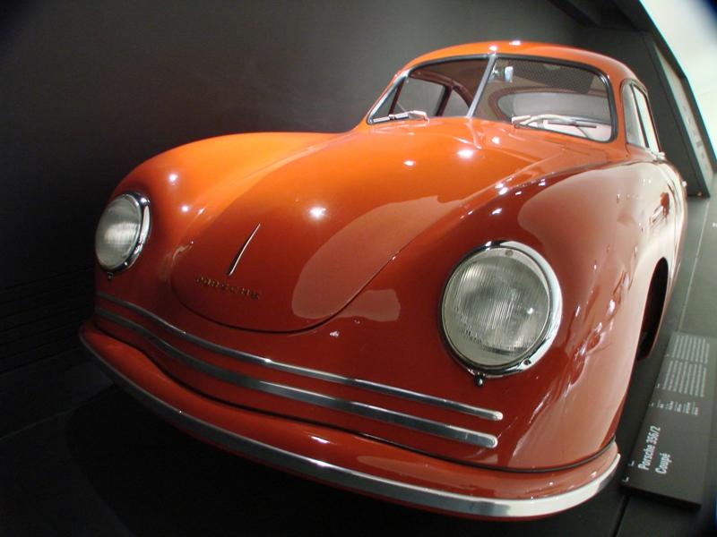 [Musée] Visite du nouveau musée PORSCHE (220 Photos) 013