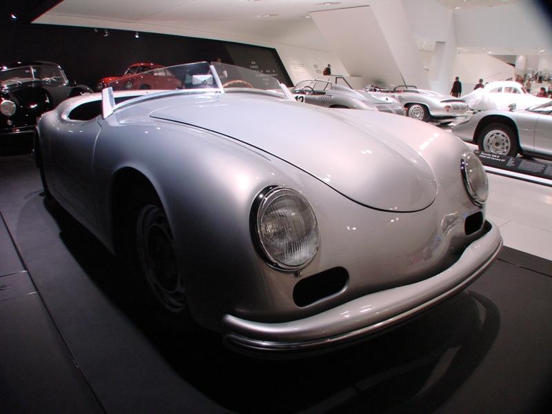 [Musée] Visite du nouveau musée PORSCHE (220 Photos) 021