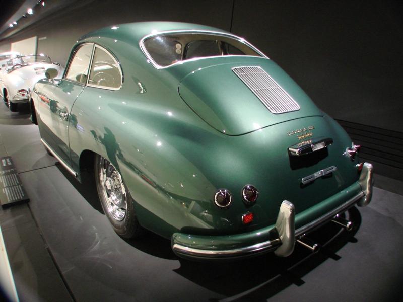 [Musée] Visite du nouveau musée PORSCHE (220 Photos) 031
