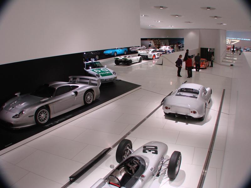 [Musée] Visite du nouveau musée PORSCHE (220 Photos) 202