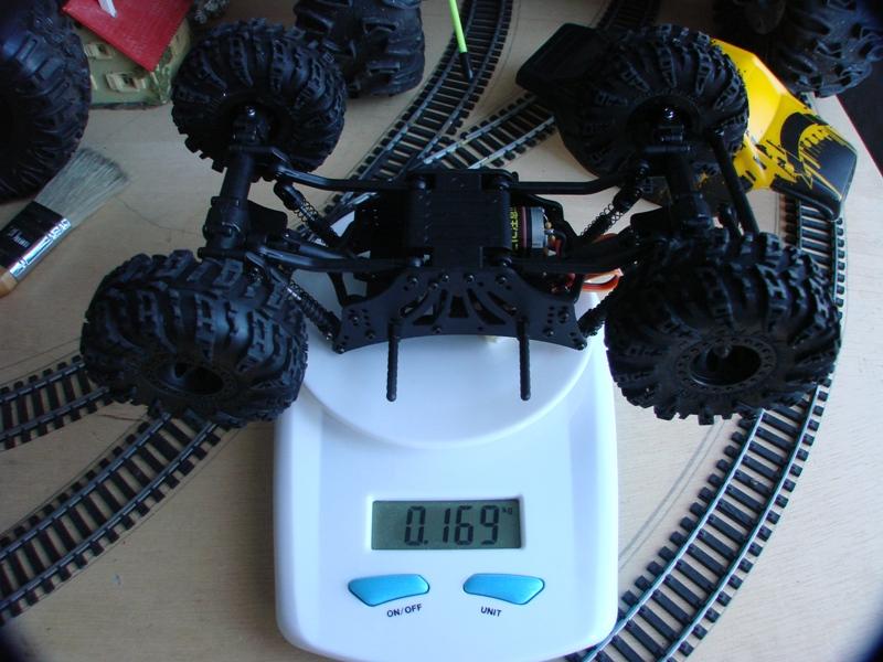 [RC Trax Mini Qlo] Simca Matra Rancho 1/13 sur mécanique MiniQlo 013