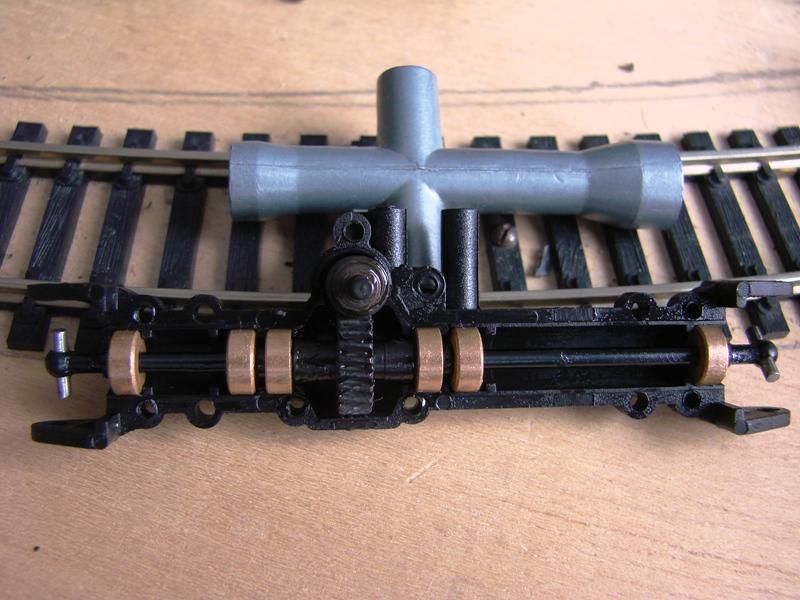 [RC Trax Mini Qlo] Simca Matra Rancho 1/13 sur mécanique MiniQlo 046