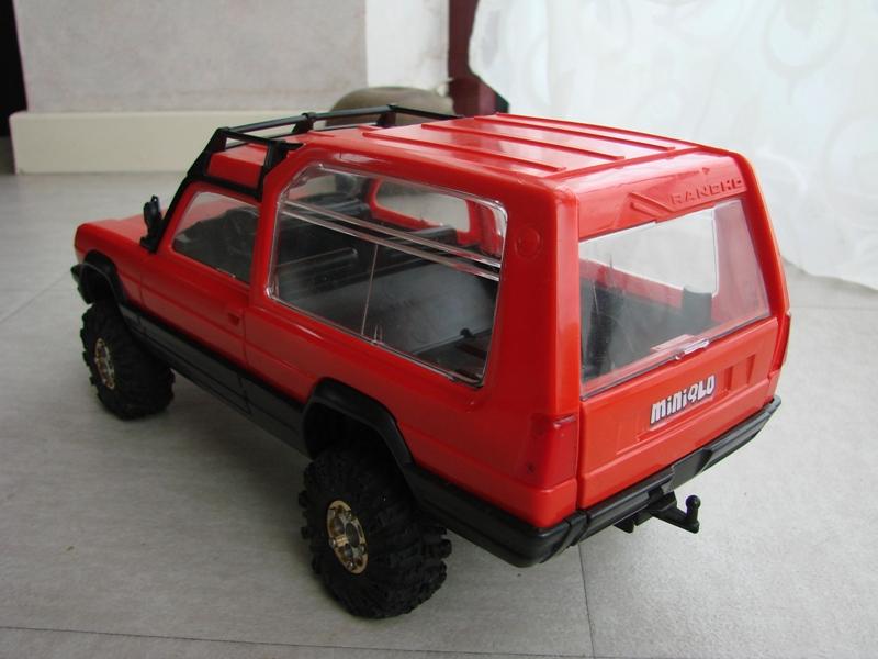 [RC Trax Mini Qlo] Simca Matra Rancho 1/13 sur mécanique MiniQlo 061