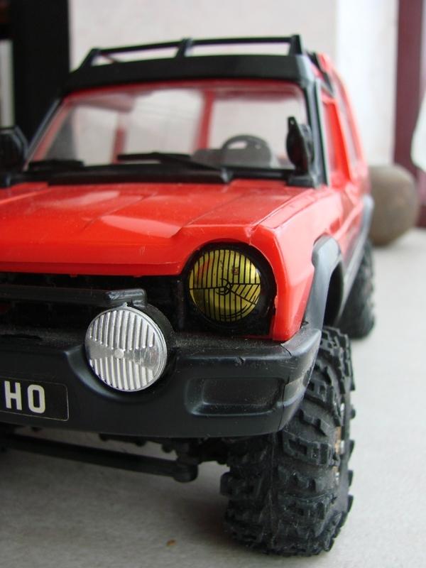 [RC Trax Mini Qlo] Simca Matra Rancho 1/13 sur mécanique MiniQlo 062