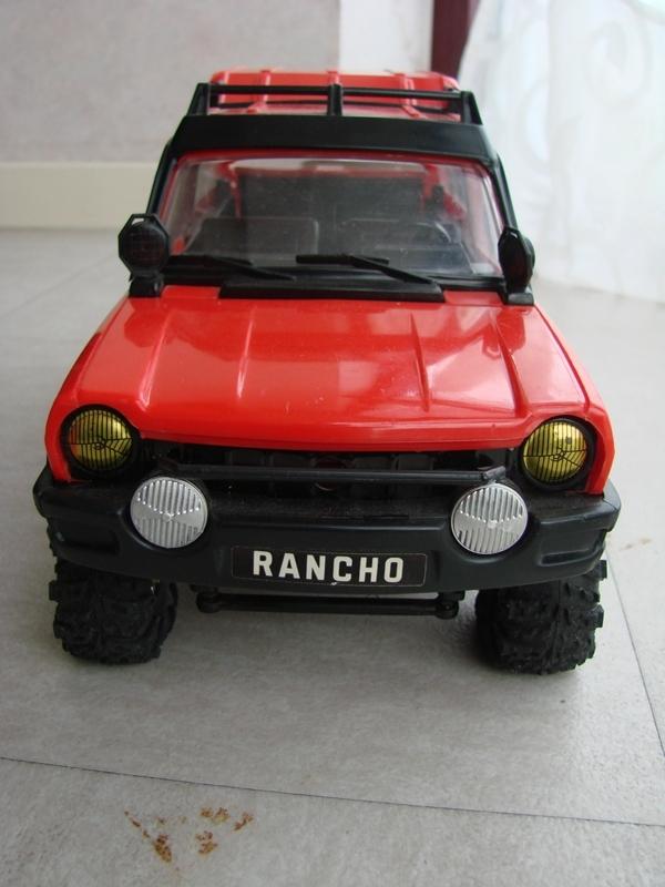 [RC Trax Mini Qlo] Simca Matra Rancho 1/13 sur mécanique MiniQlo 063