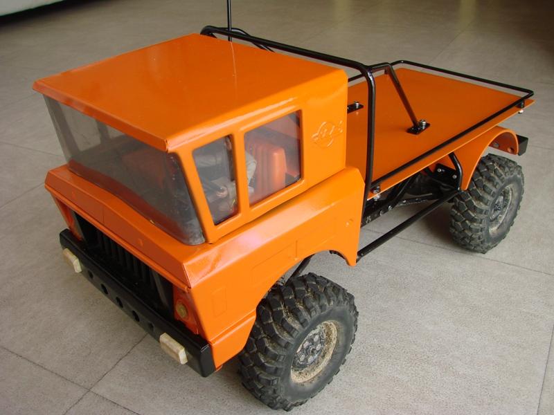 Variantes de carrosserie sur SCX10 d'origine. 184