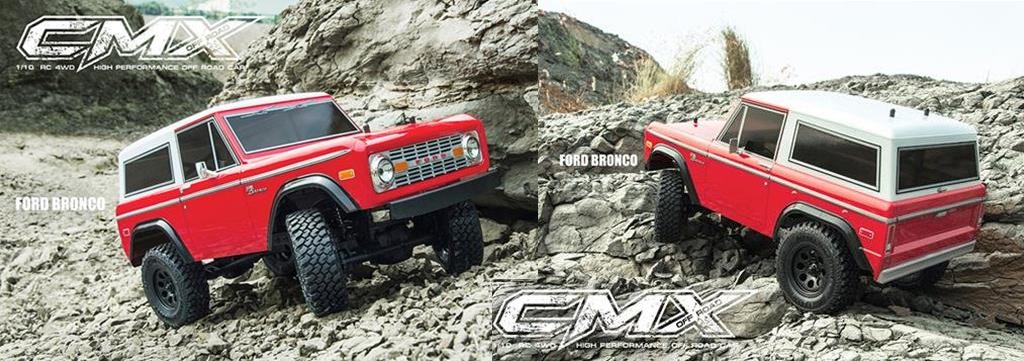 La vrais échele de nos scales. MST-CFX-Bronco