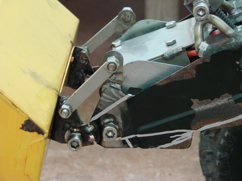 [SCX 10] Chargeur a pneus - Rico 091