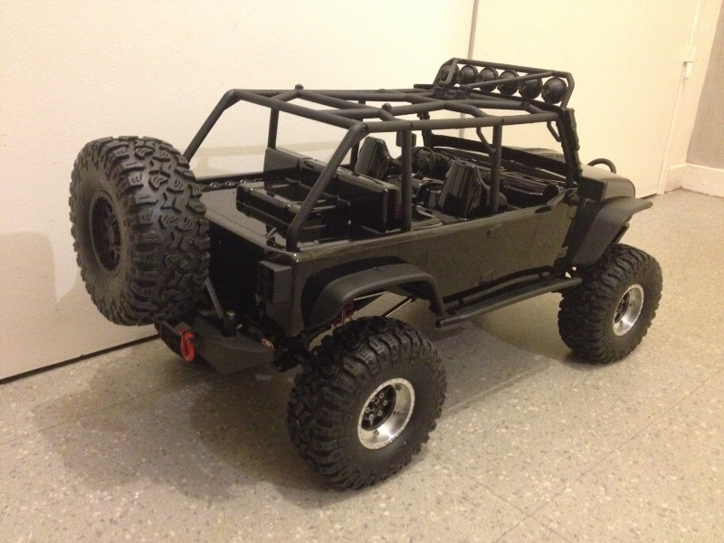 [TRACTION HOBBY CRAGSMAN] Jeep Wrangler  -  Dodge Ram 1500 (page 2) 140