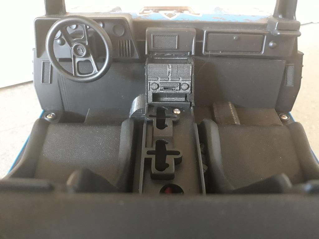 [Traxxas TRX-4] Joustra Dune Cruiser Sioux sur Traxxas TRX4 47