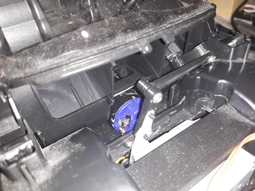 [WPL] Dodge Ram 2500 Heavy Duty Bruder 1/14 sur base WPL WPLB1 28