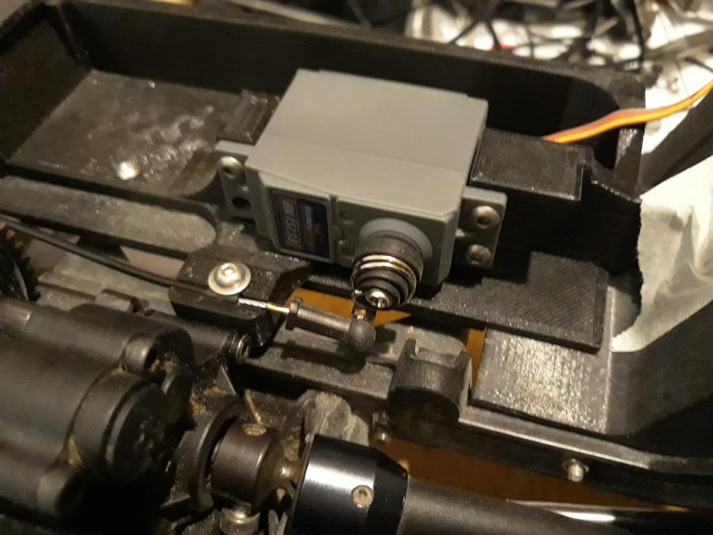 [Vaterra ascender] Mon Chevy Blazer 1/8 + Impression 3D 10